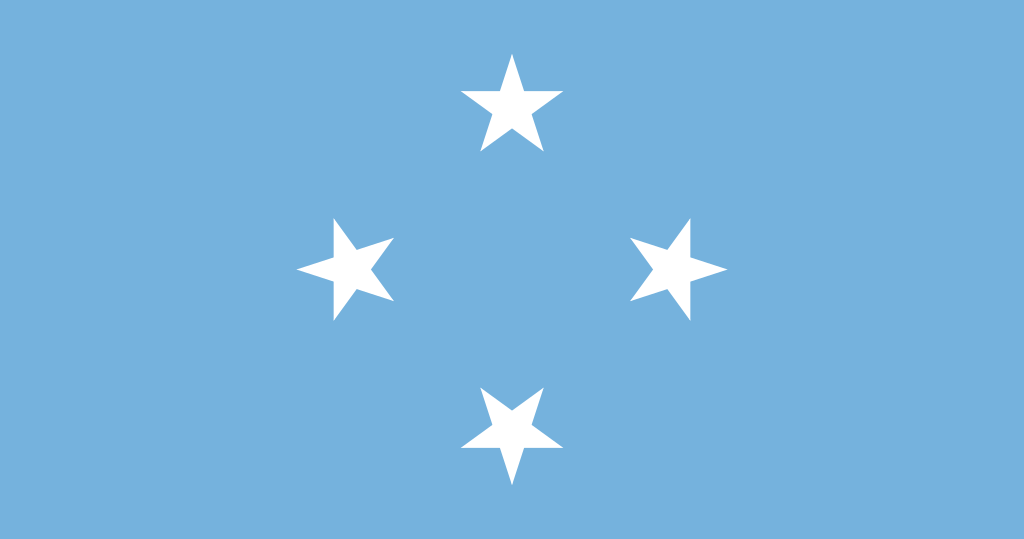 Bandera de Micronesia