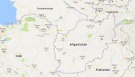 Superficie del territorio de Afganistán