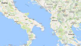 Superficie del territorio de Albania