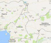 Superficie del territorio de Camerún