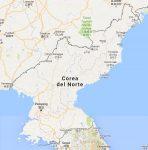 Superficie del territorio de Corea del Norte