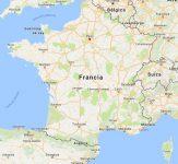 Superficie del territorio de Francia