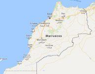 Superficie del territorio de Marruecos