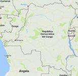 Superficie del territorio de República Democrática del Congo