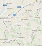 Superficie del territorio de San Marino