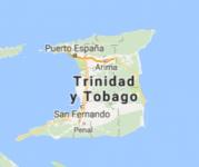 Superficie del territorio de Trinidad y Tobago