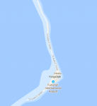 Superficie del territoiro de Tuvalu