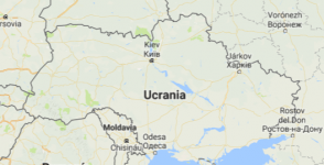 Superficie del territorio de Ucrania