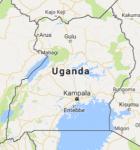 Superficie del territorio de Uganda