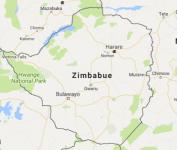 Superficie del territorio de Zimbabue