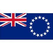 Bandera de Islas Cook