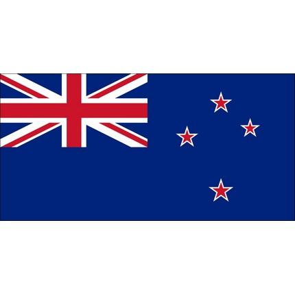 Bandera De Nueva Zelanda Banderas Del Mundo