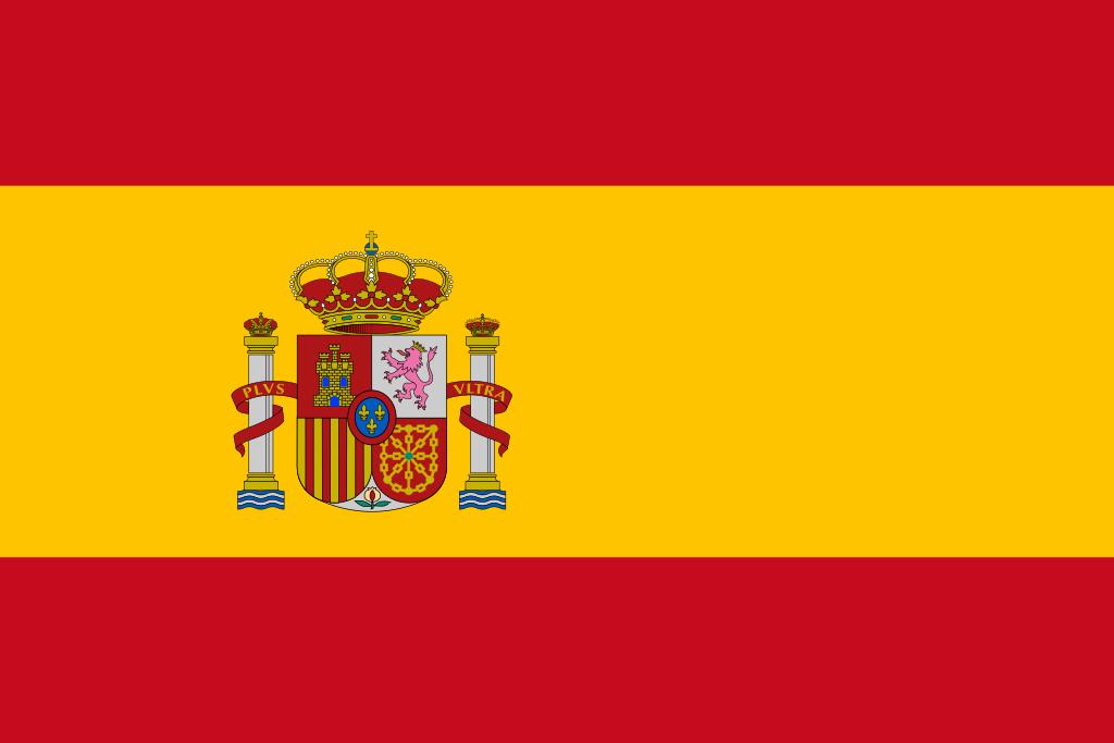 Resultado de imagen de icono bandera españa