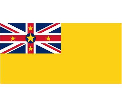Bandera de Niue