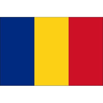 Resultado de imagen de rumania bandera